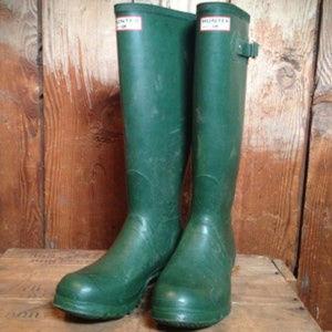 Vintage Hunter Women's Original Tall Rain Boots